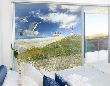 XXL Pellicola per vetri - Dune Breeze