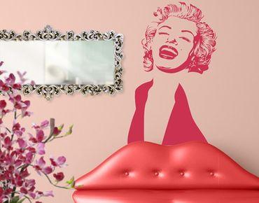 Adesivo murale no.1220 Marilyn