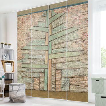 Tende scorrevoli set - Paul Klee - Pine