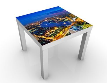 Tavolino design Bangkok Skyline