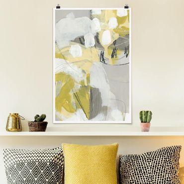 Poster - Limoni nella foschia I - Verticale 3:2