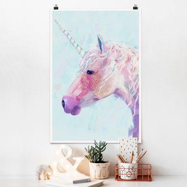 Poster - Mystic Unicorn II - Verticale 3:2