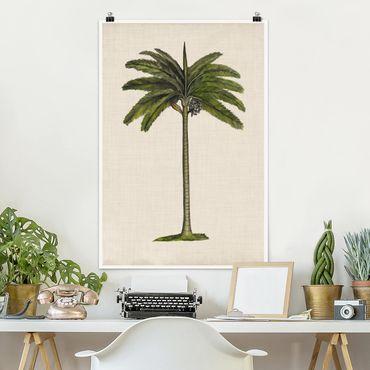 Poster - Britannico Palms IV - Verticale 3:2