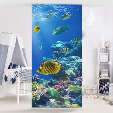 Tenda a pannello Underwater Lights 250x120cm