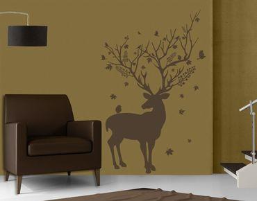 Adesivo murale no.FB141 Deer