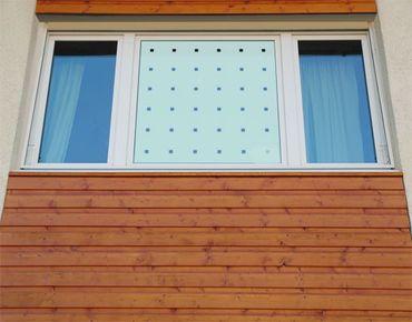 Pellicole per vetri - no.UL933 Little Squares II