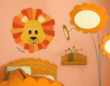 Adesivo murale no.FB165 Lion