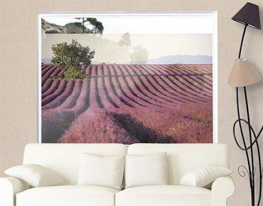 Decorazione per finestre Lavender