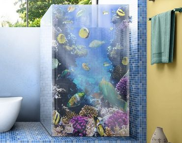 Decorazione per finestre Underwater Dreams