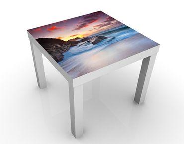 Tavolino design At The Sea In Cornwall