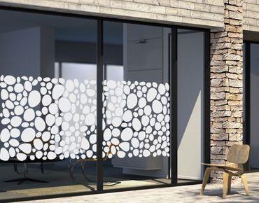 Pellicole per vetri - no.UL973 Pebbles I