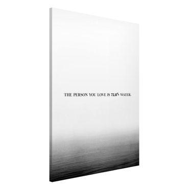 Lavagna magnetica - Paesaggi lirici - Amore - Formato verticale 2:3