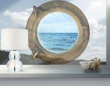 Adesivi da finestra no.653 On The High Seas
