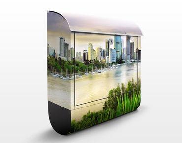 Cassetta postale Brisbane 39x46x13cm