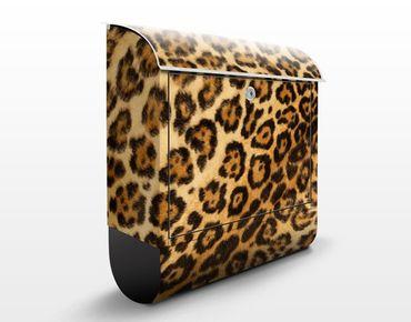 Cassetta postale Jaguar Skin 39x46x13cm