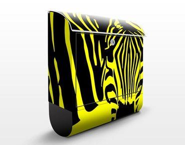 Cassetta postale Zebra Pop 39x46x13cm