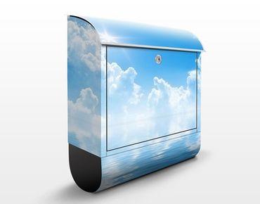 Cassetta postale Above Sea Level 39x46x13cm