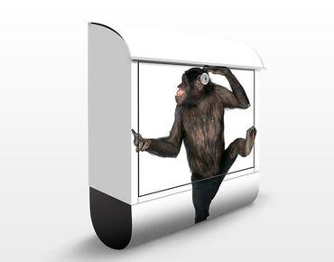 Cassetta postale Giggly Monkey 39x46x13cm