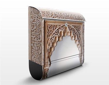 Cassetta postale Alhambra 39x46x13cm