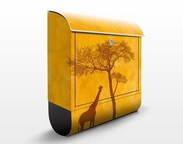 Cassetta postale Amazing Kenya 39x46x13cm