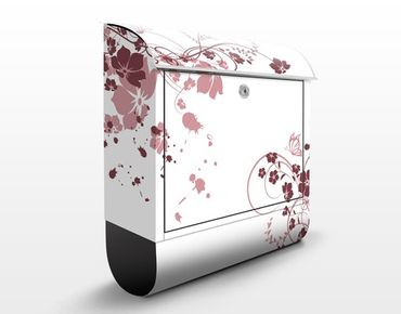 Cassetta postale Apricot Blossom 39x46x13cm