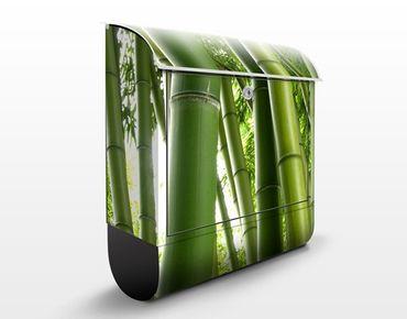 Cassetta postale Bamboo Trees no.1 39x46x13cm