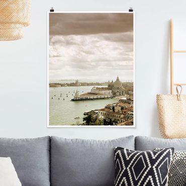 Poster - Laguna di Venezia - Verticale 4:3