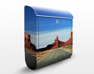 Cassetta postale Colorado-Plateau 39x46x13cm