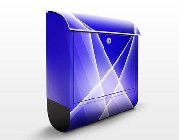 Cassetta postale Blue Dance 39x46x13cm
