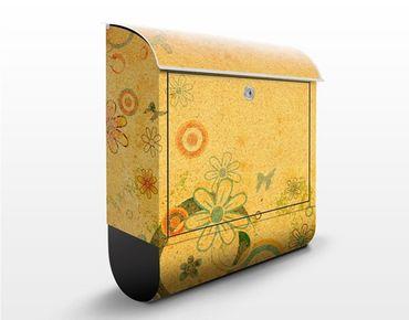Cassetta postale Fantasia 39x46x13cm