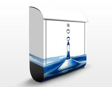 Cassetta postale Blue Drop 39x46x13cm