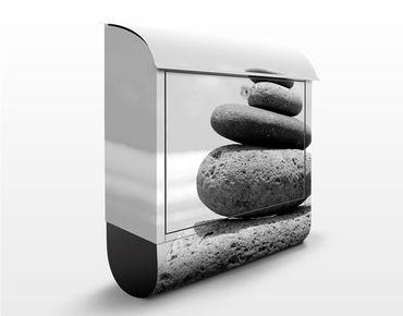 Cassetta postale Sand Stones No.2 39x46x13cm