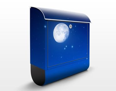 Cassetta postale Full Moon Wish 39x46x13cm