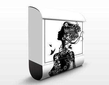 Cassetta postale Deco Beauty 39x46x13cm