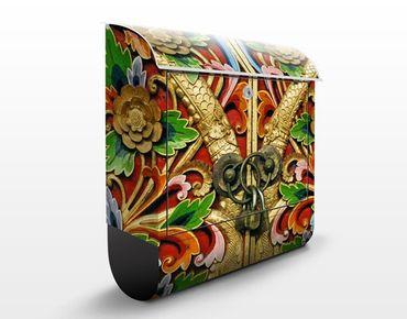 Cassetta postale Golden Gate39x46x13cm