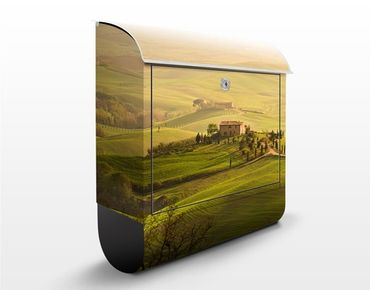 Cassetta postale Chianti Tuscany 39x46x13cm