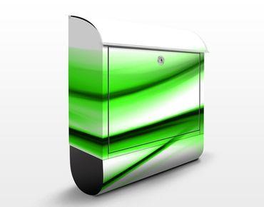 Cassetta postale Green Touch 39x46x13cm