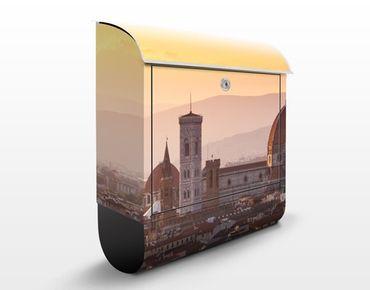 Cassetta postale Florenz 39x46x13cm