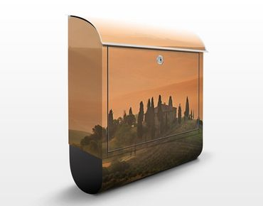 Cassetta postale Dreams of Tuscany 39x46x13cm