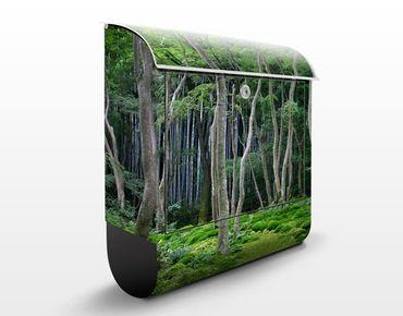 Cassetta postale Japanese Forest 39x46x13cm