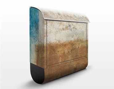 Cassetta postale Elements Of Life 39x46x13cm
