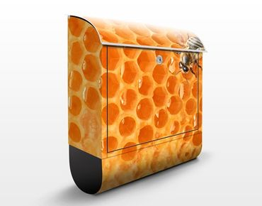 Cassetta postale Honey Bee 39x46x13cm