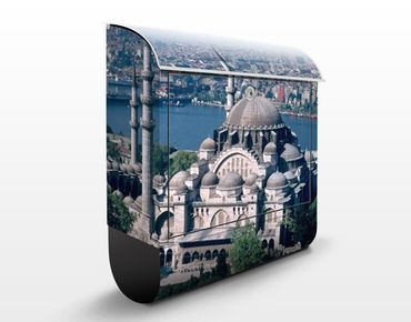 Cassetta postale Mosque Istanbul  39x46x13cm