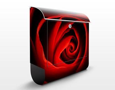 Cassetta postale Lovely Rose 39x46x13cm