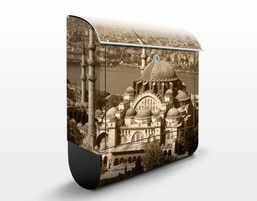 Cassetta postale Old Mosque 39x46x13cm