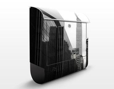 Cassetta postale Empire State Building 39x46x13cm