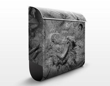 Cassetta postale Stirring Bath 39x46x13cm