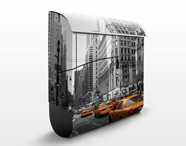 Cassetta postale New York, New York! 39x46x13cm
