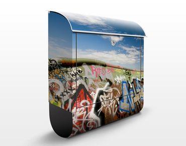Cassetta postale Paradise For Skaters 39x46x13cm