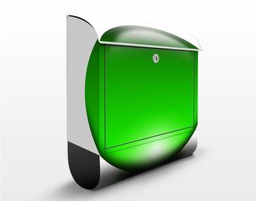 Cassetta postale Magical Green Ball 39x46x13cm